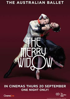 The Merry Widow from Australian Ballet